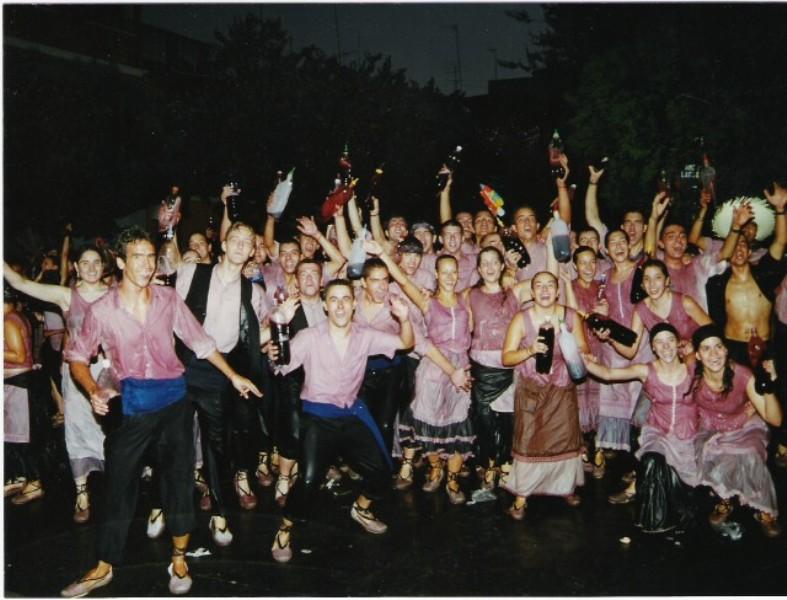 Cabalgata del Vino - 2002