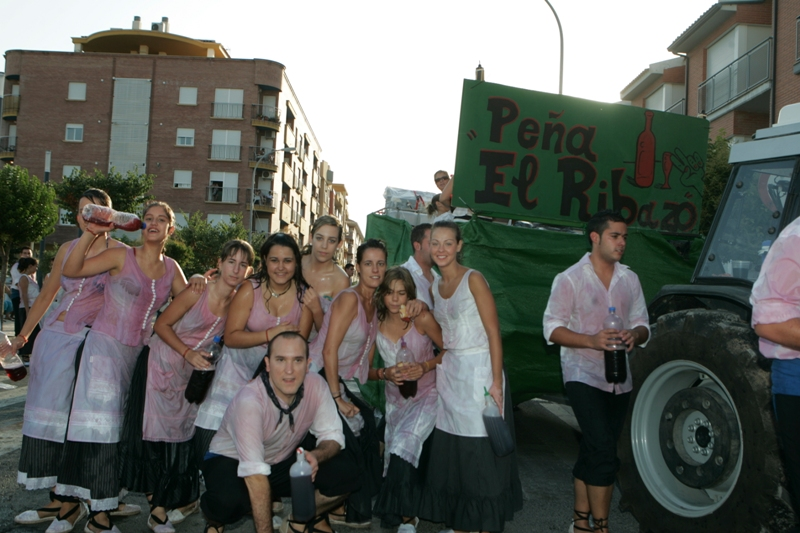 Cabalgata del Vino - 2007