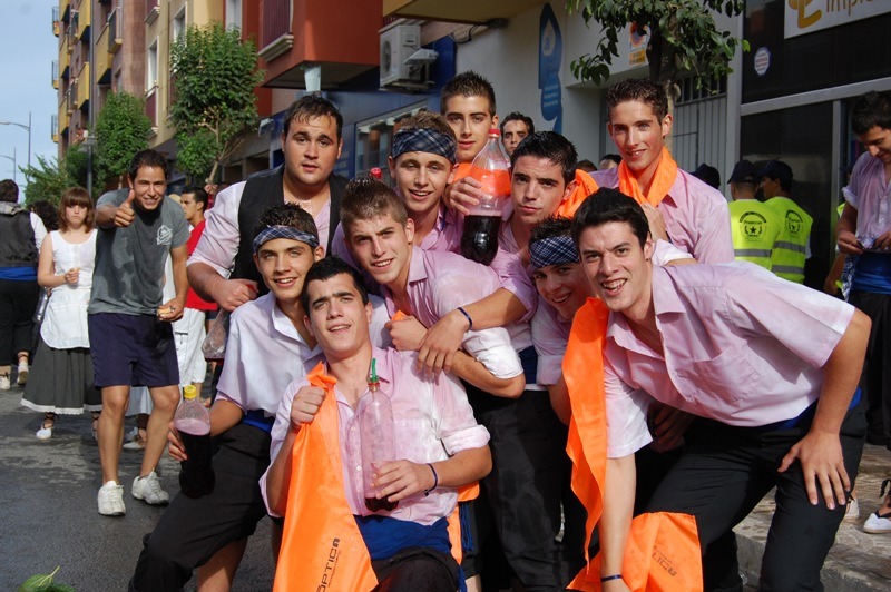 Cabalgata del Vino - 2008