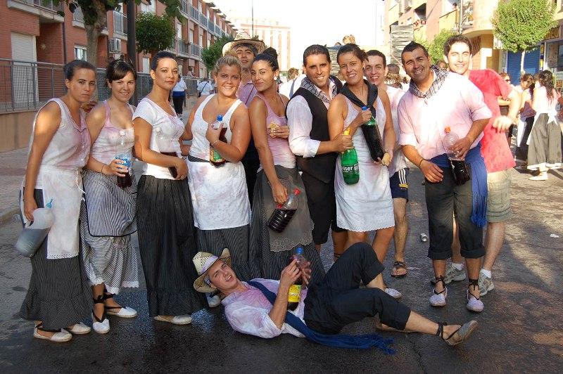 Cabalgata del Vino - 2009