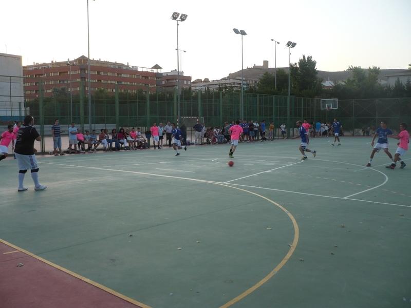 Torneo de fútbol - sala