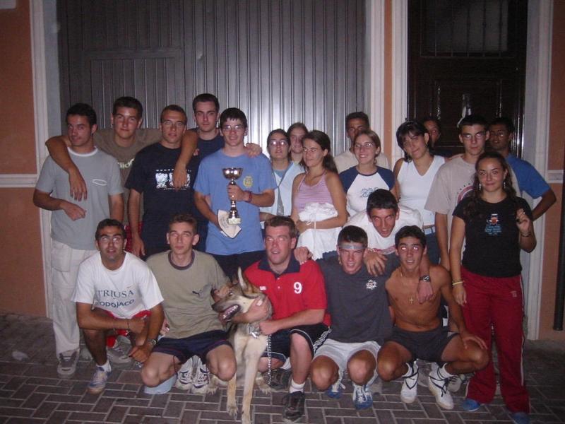 gymkana 2002