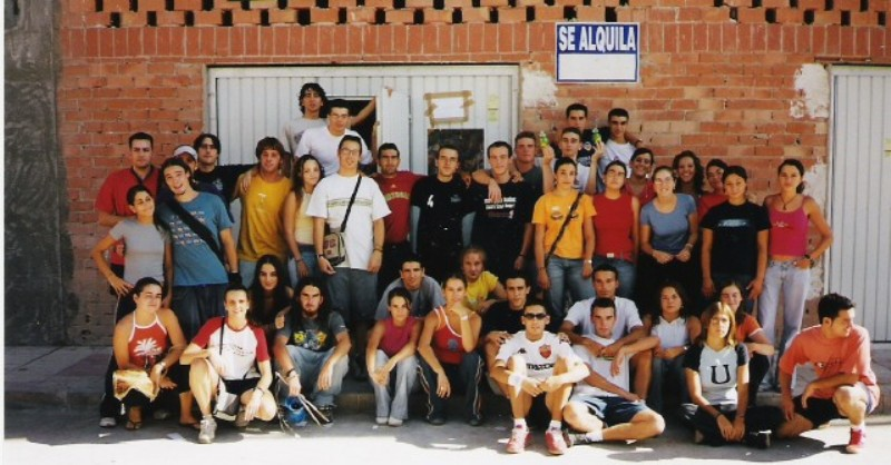 Gymkana del Chato -2003