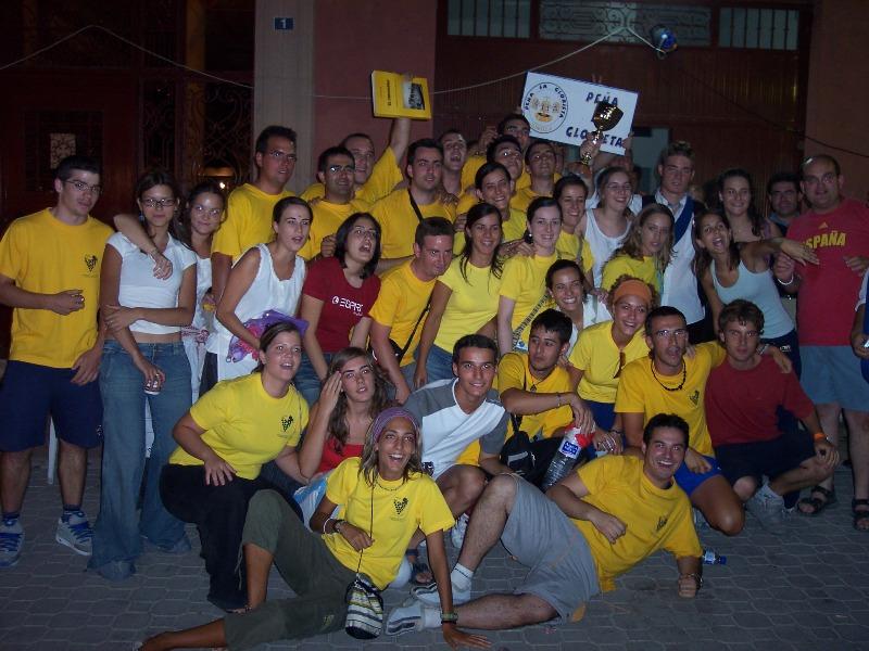 Gymkana del Chato -2005