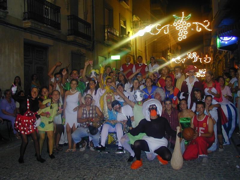 Cabalgata Infantil 2002