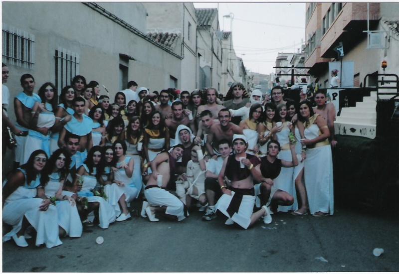 Cabalgata Infantil 2003