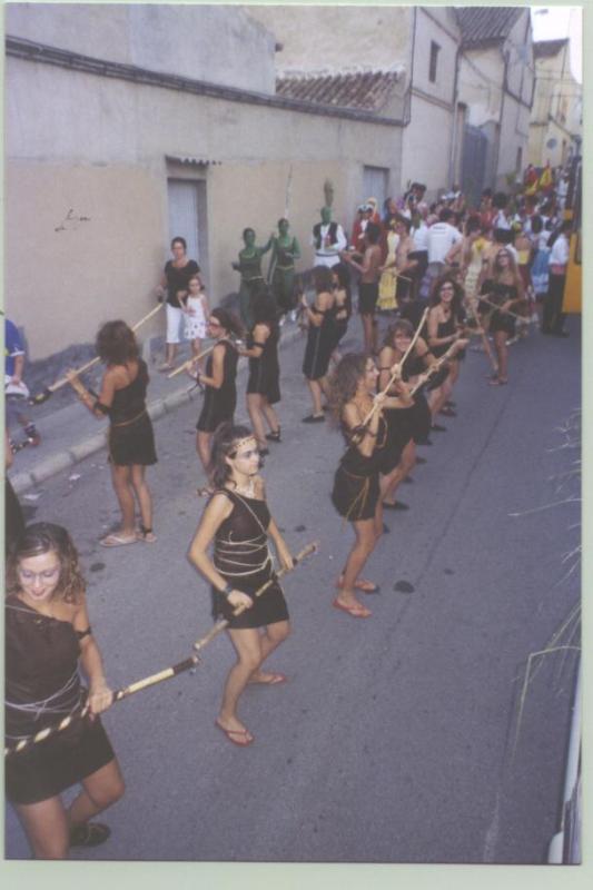 Cabalgata Infantil 2004 - Canívales