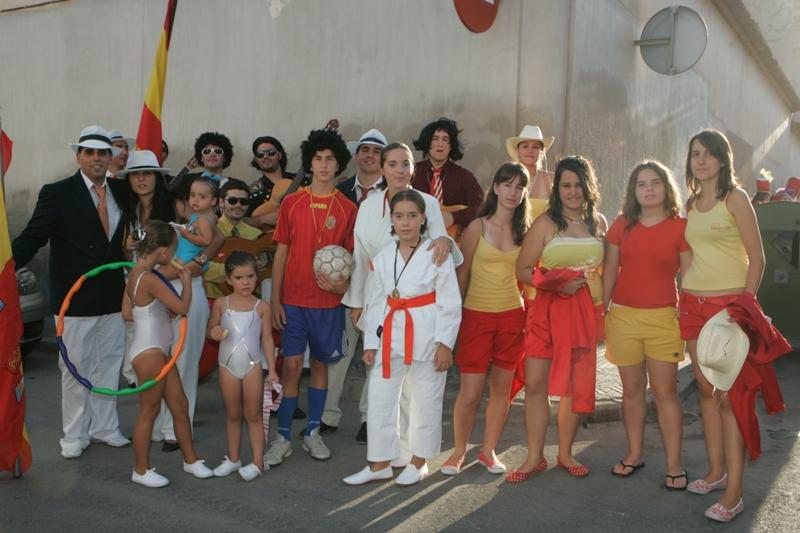 Cabalgata Infantil 2007 - 25 aniversario Barcelona 92