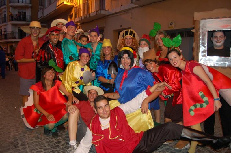 Cabalgata Infantil 2008 - Blancanieves