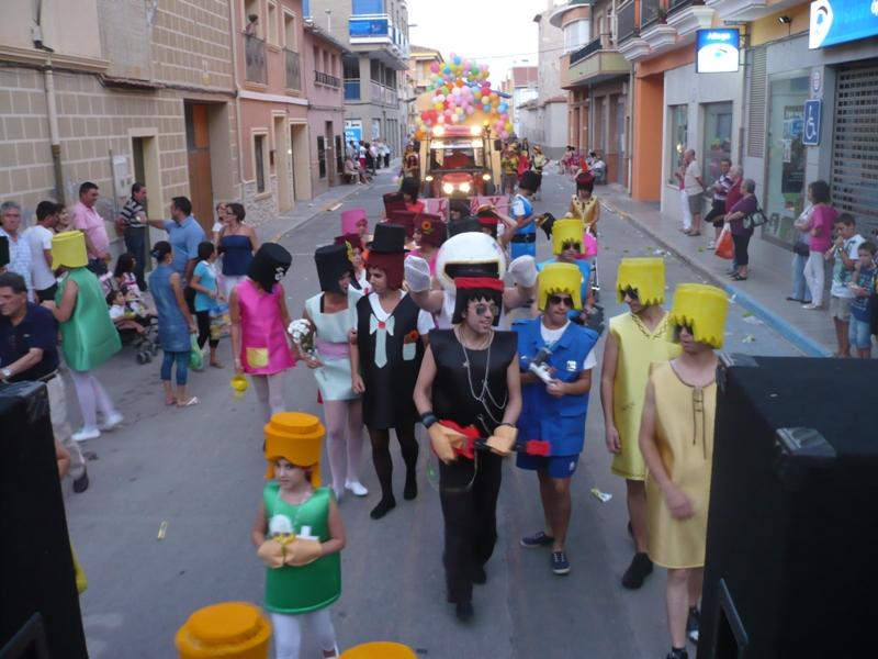 Cabalgata Infantil 2011 - Playmobil