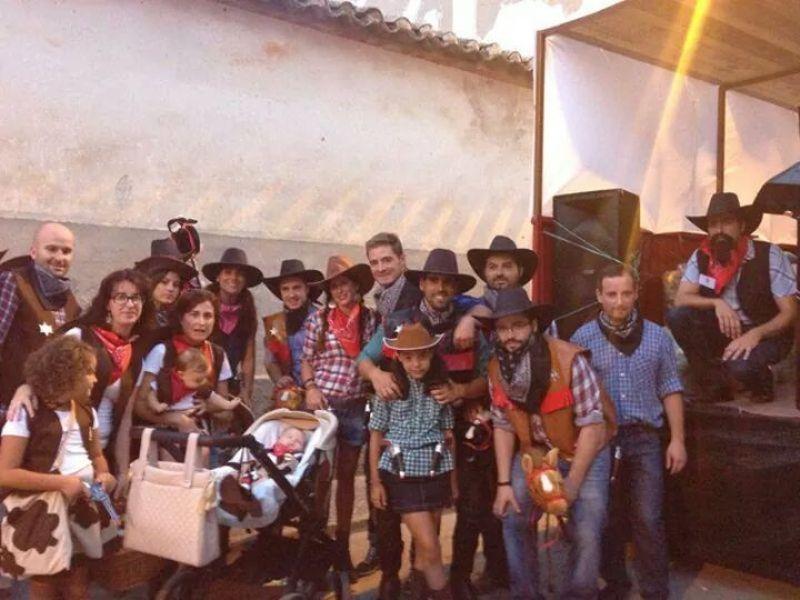 Cabalgata Infantil 2014 - Vaqueros