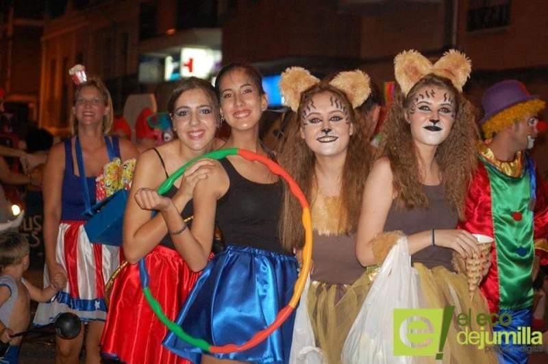 Cabalgata Infantil 2015 - Circo