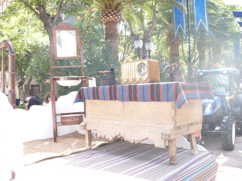 Carroza 2009 - Habitación antigua