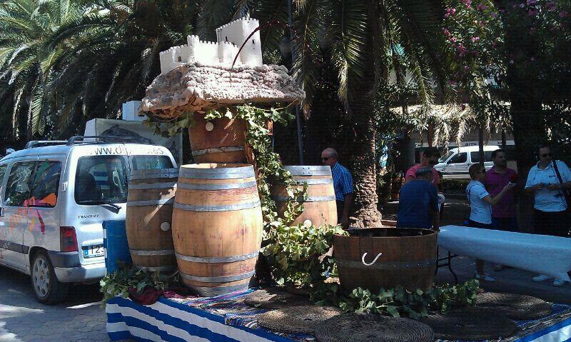 Carroza 2012 - Fuente del vino