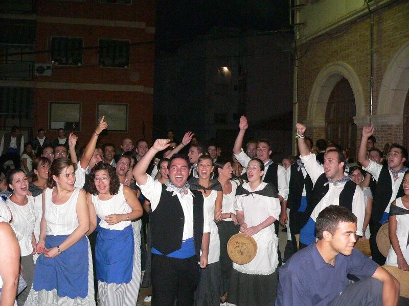 Ofrenda de Uvas - 2005