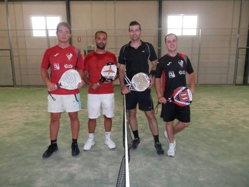 Campeonato de pádel - 2013