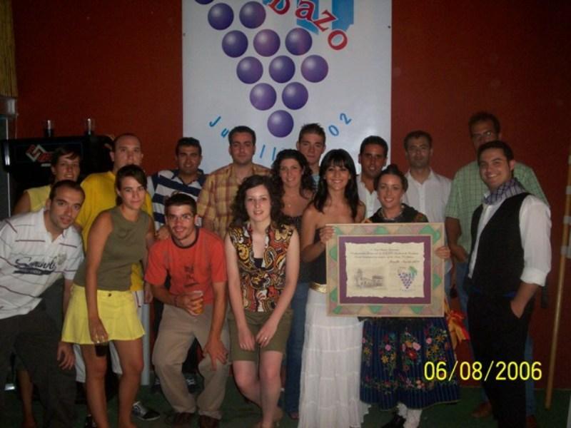 Vendimiadora 2006